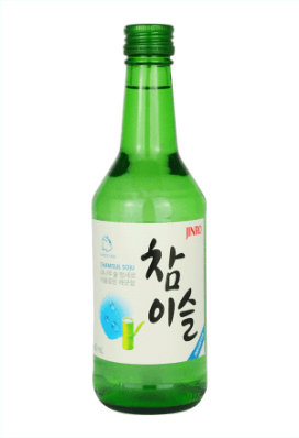 image of Jinro beer